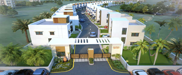 Housing Project by Metro Builder, Orissa