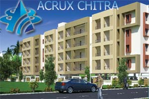 Acrux-CHITRA - Ready to move flat